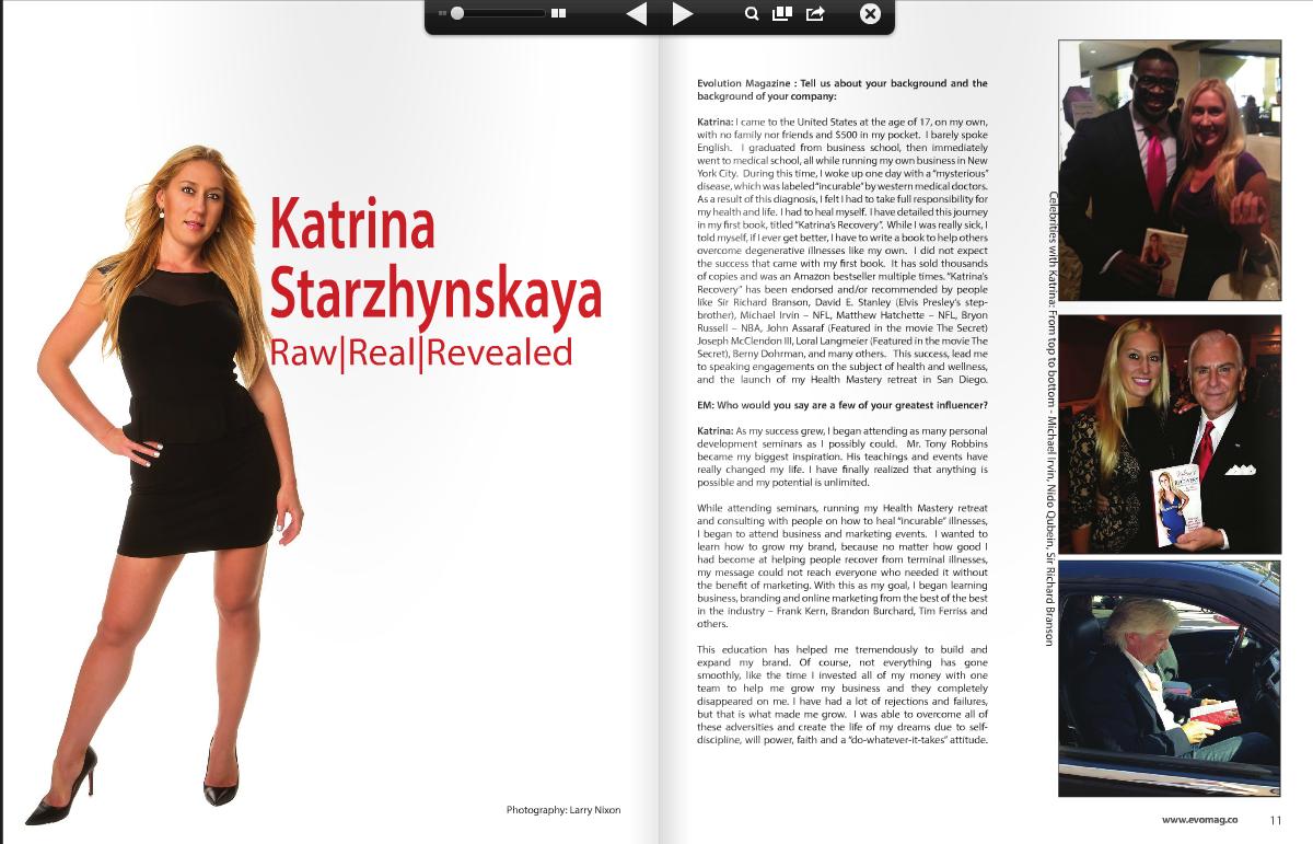 Katrina Starzhynskaya
