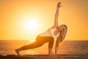 Katrina Starzhynskaya Yoga